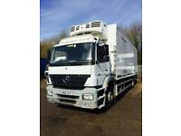 2006 Mercedes-Benz Axor 1823 LS DAY Diesel white Manual