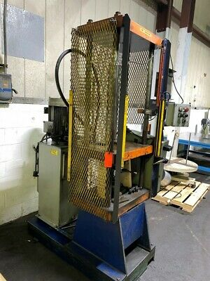 9ton 4-post Hydraulic Press