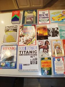 1 Lot of 22 Books Total-Book Of Airplanes,Titanic,UFO &more Kitchener / Waterloo Kitchener Area image 3