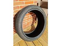 Royal Black Tyre 255 x 35 x ZR 20 RRP £80