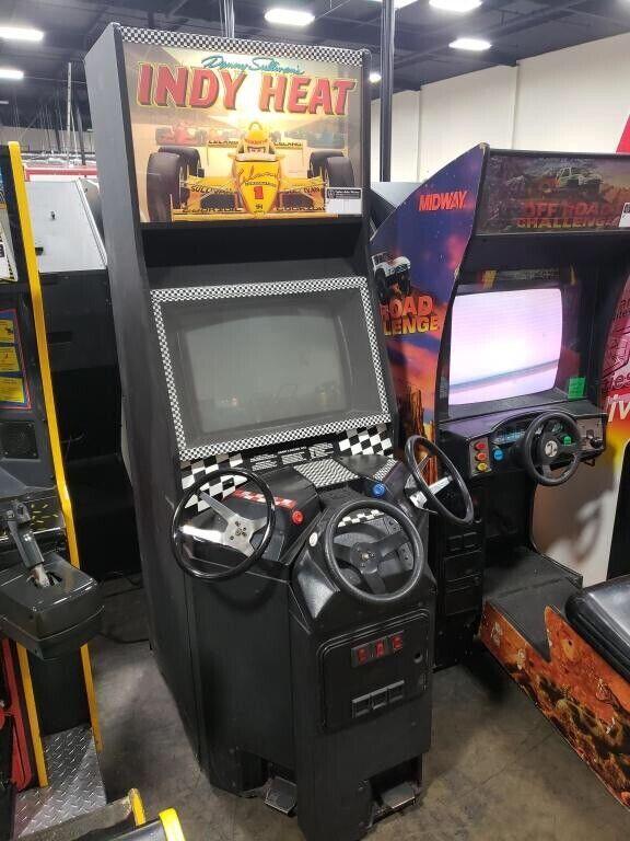Indy Heat Arcade