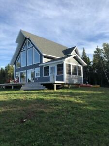 Cottage Rental in Pinette, 2 bedroom, 2 bathroom