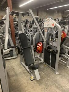 Strive (Prime) Converging Chest Press  - Commercial Gym