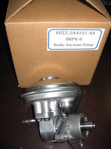 F6TZ2A451AA Brand New (Not Re-manufactured) Vacuum Pump