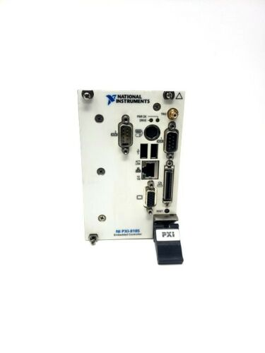 *USA SELLER* National Instruments NI PXI-8185 Embedded Controller