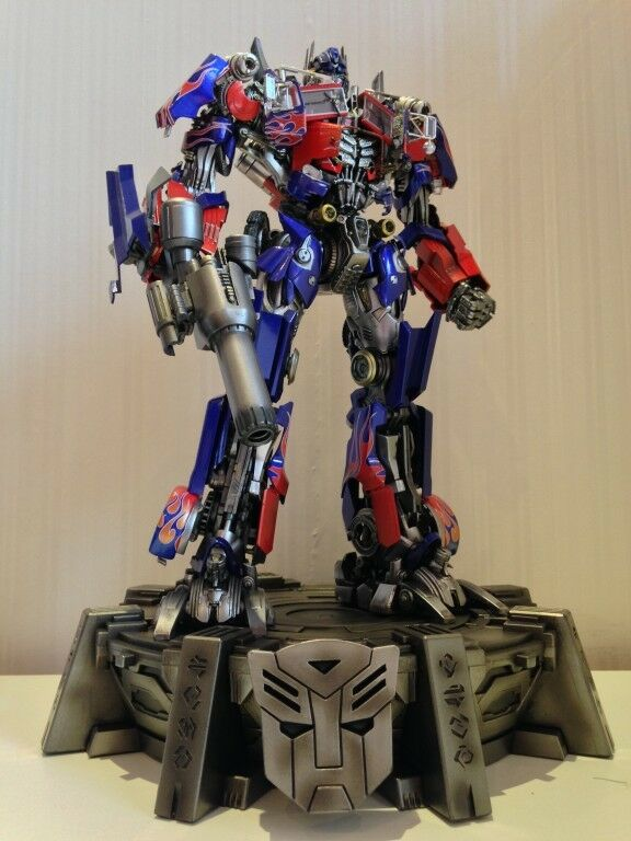 "12"" Transformers And Optimus Prime 3A Platform Base Stand for Figures USA Action Figures"