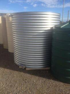 SALE! 5000LT Steel Water Tanks, Rain, Fire Fighting, Home, Shed Seaford Morphett Vale Area Preview