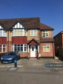 Studio flat in Hillingdon, Uxbridge, UB10 (#1160867)