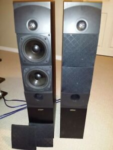 Energy e:XL-26 Tower Speakers