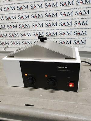 Precision Scientific Model 180 Cat 66630 Water Bath