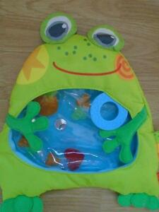 Frog Water Play Mat
