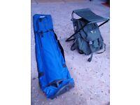 Complete set of Freshwater Fishing Equipment