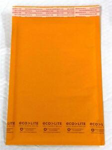 ECOLITE KRAFT BUBBLE MAILERS #2 & #7-WHOLESALE PRICE-MADE IN USA London Ontario image 1