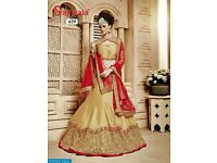 GAJIWALA GRACIOUS WHOLESALE ETHNIC LEHENGA CHOLI