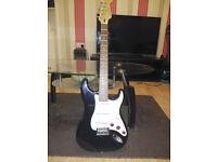 legato Stratocaster guitar