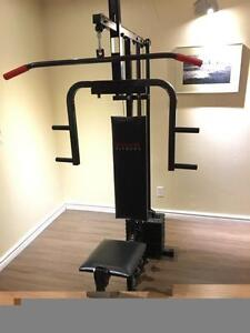 York fitness workout station