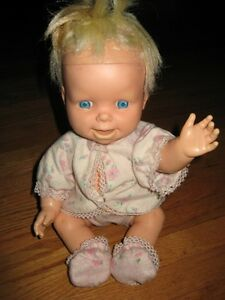 Cheerful Tearful Doll