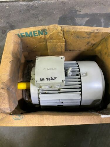 SIEMENS 7.5HP ELECTRIC MOTOR