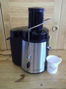 Big Boss 700-Watt Juicer 18,000 RPM, Stainless Steel