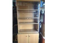 Display unit with Base Cupboard