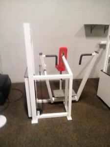 Commercial Fitness Equipment Body Master Lat Pull