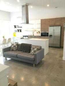 Furnished Executive 2 Bed Condo North St HFX Monthly