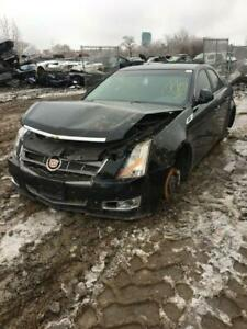 2009 Cadillac CTS 6 Speed just in for parts at Pic N Save!