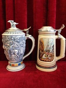 AVON BEER STEINS  8 TOTAL $35 each -CHECK MY OTHER ADS----- Windsor Region Ontario image 2
