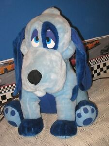 "Nice Large ""Blue Puppy"" Toy in great condition"