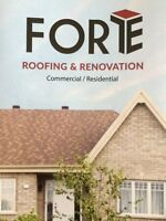 Roofing and Rrnovation