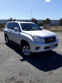 2013 Toyota LandCruiser Prado Altitude 4x4 (316WMF) Manly Brisbane South East Preview