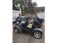2007 Smart Fortwo 0.7 City Pulse Cabriolet 2dr