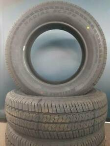 BRAND NEW 225-65-R16 tyres - FITTED & BALANCED