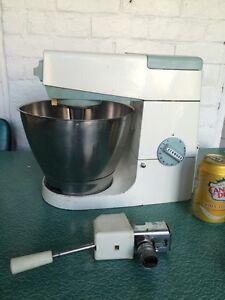 1049 - Kenwood Mixer chef vintage 70's