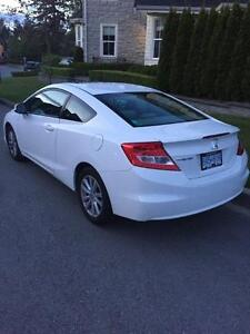 2012 Honda Civic Coupe (2 door)