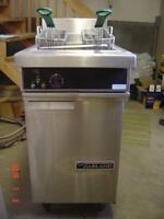 2 Garland 16Kw 30 lbs.Friteuse Commerciale / Commercial Fryer