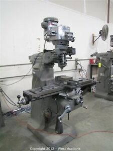 Bridgeport type Milling Machine