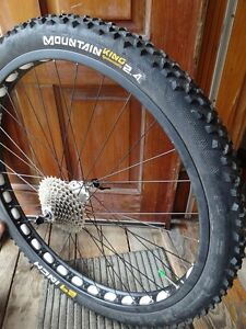 Rear wheel 29+ - FOR SURLY PUGSLEY EXCLUSIVELY