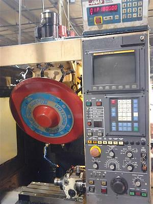 Used Miyano Tsv-33 Cnc Drill Tap Center Mill Milling Machine Fanuc Tapping 1994