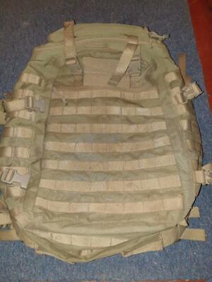 Second Hand Army Issue Platatac Medium Assault Back Pack Khaki Frame No. 517