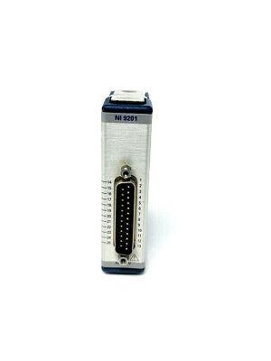Usa National Instruments Ni 9201 Cdaq Analog Input Module