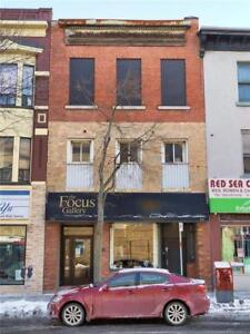 Huge 1900sqft, 3 bdrm, 2 bthrm, apartment on James St N!