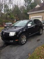 Lincoln  MKX  2008, 4/4