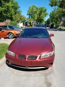 Pontiac Grand Prix GTP Supercharged 2002