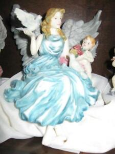Angels on Clouds   $25. For the set of 4