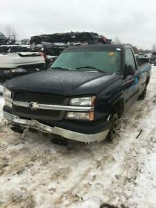 2005 Chevy Silverado just in for parts at Pic N Save!