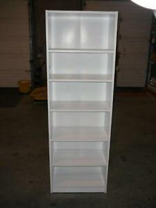Bibliotheque A 6 Tablettes/ 5 Shelf Bookcase