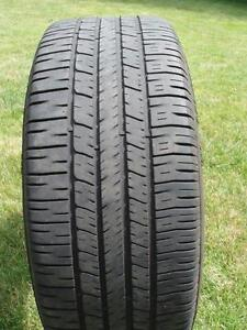 """Pair of 19"""" Goodyear Eagle RS-A tires North Shore Greater Vancouver Area image 2"""