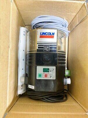 Lincoln Qls311 Electric Oil Pump -new