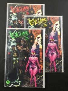 ►►►► DC - THE PSYCHO #1 ◄◄◄◄